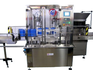 Filling and capping BLOC Machine - J.Esquerda
