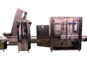 Flow meter filling machines - J.Esquerda